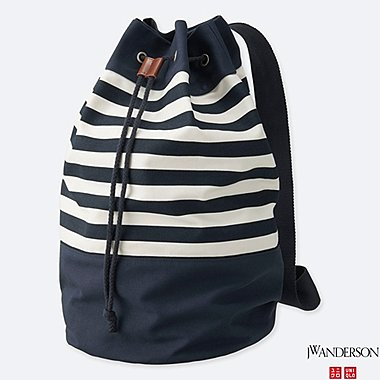 DUFFLE BAG (JW Anderson), NAVY, medium