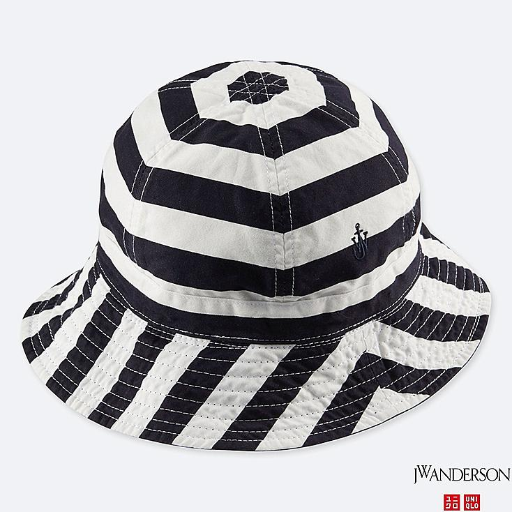 REVERSIBLE HAT (JW Anderson), NAVY, large