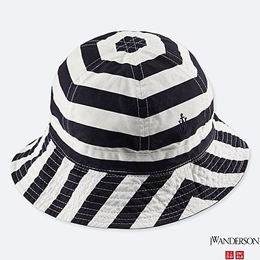 REVERSIBLE HAT (JW Anderson), NAVY, medium
