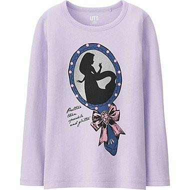 DISNEY PROJECT T-Shirt Manches Longues Graphique FILLE