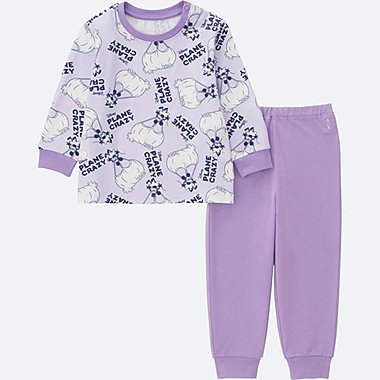TODDLER Disney Collection Long Sleeve Pajamas