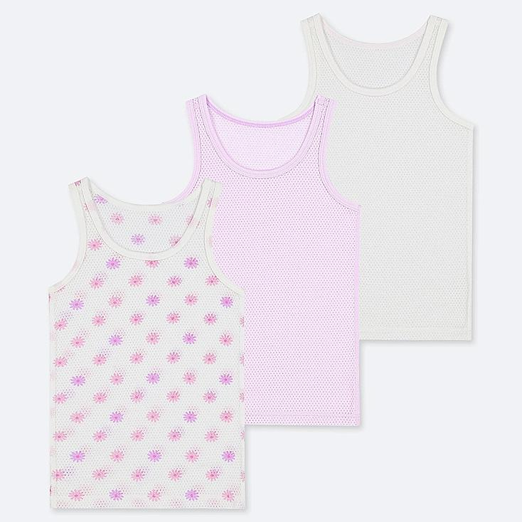 TODDLER COTTON MESH INNER TANK TOP (SET OF 3), LIGHT PURPLE, large