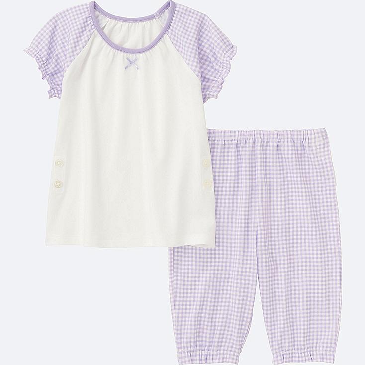 Pijama DRY manga corta INFANTE