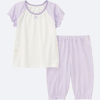 BABIES TODDLER Dry Short Sleeve Pajamas