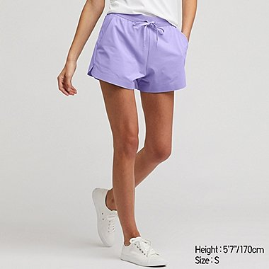 DAMEN ULTRA STRETCH ACTIVE SHORTS