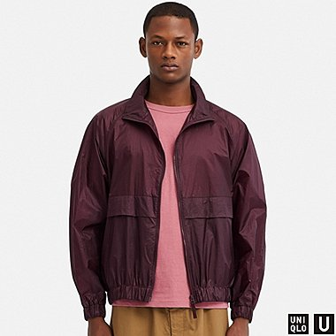 VESTE DE JOGGING UNIQLO U TRANSPORTABLE HOMME