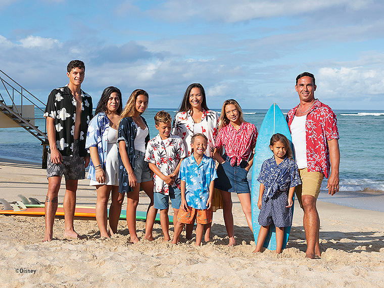 ALL IN THE ʻOHANA