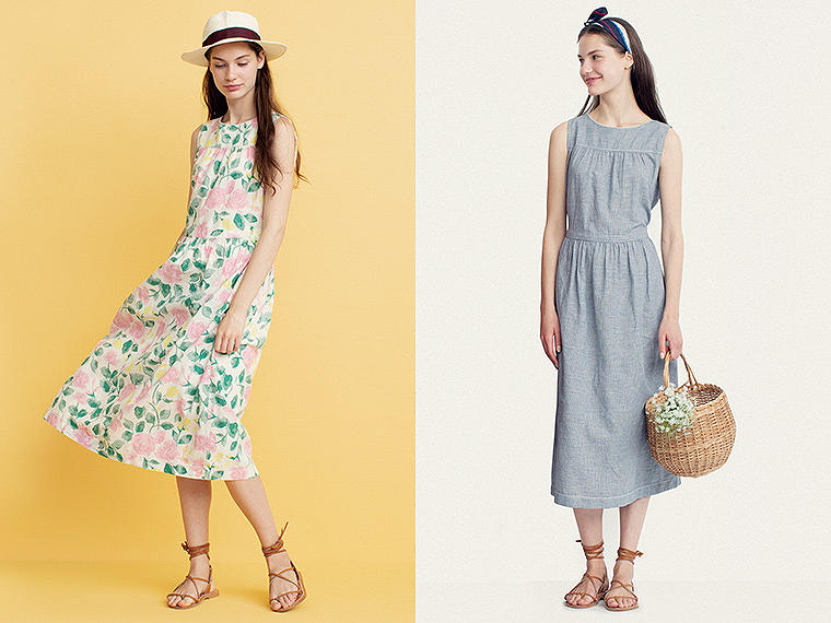 Select styles now in UNIQLO Ala Moana