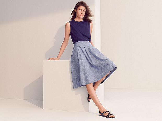 MIDI LENGTH SKIRTS COLLECTION