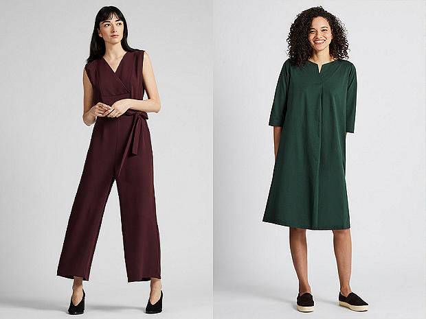 DRESSES + JUMPSUITS