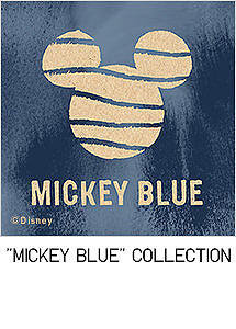 Mickey Blue Collection