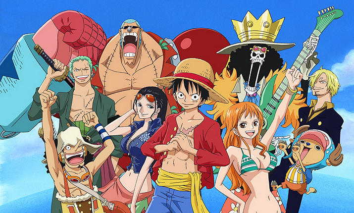 One Piece Collaboration
