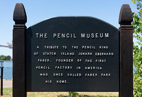 The Pencil Museum installation image