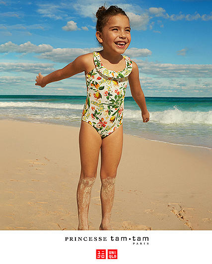 princesse tam tam swimsuits for girls