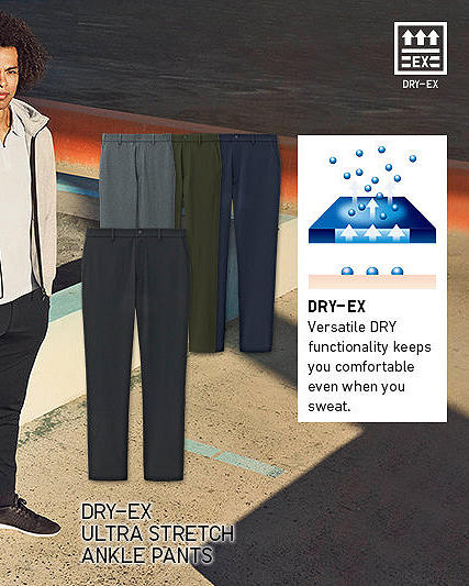 Dry-EX Ultra Stretch Pants