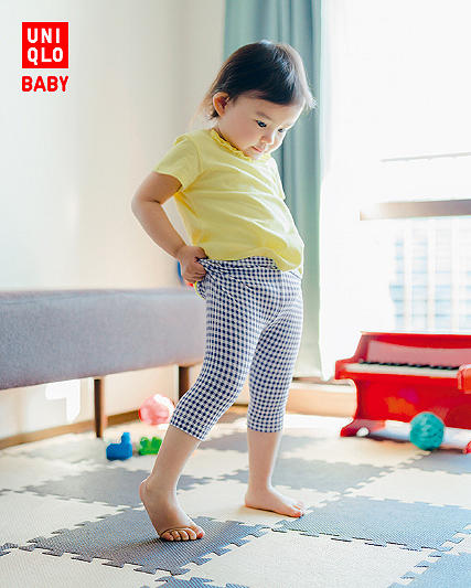 BABY CROPPED LEGGINGS