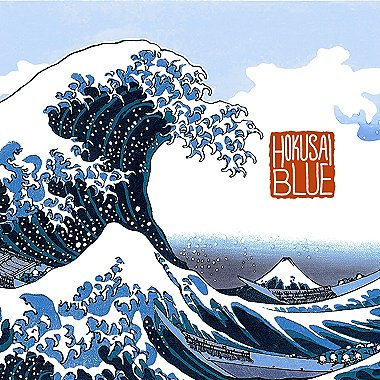 hokusai: A modern interpretation of the gorgeous woodblock prints of Japan.