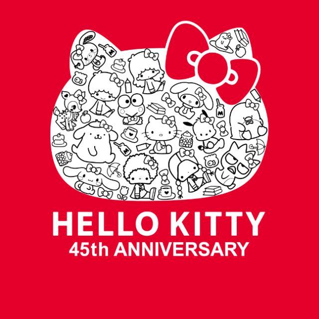 9f66200eb3 Sanrio Characters Graphic T-Shirts