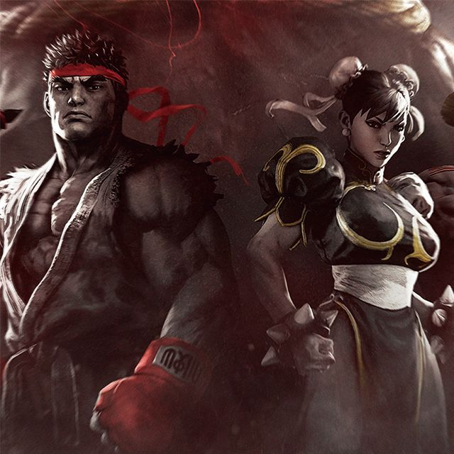 The_Game_By_STREET_FIGHTER UT Tile