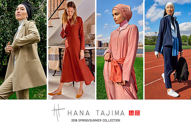 Hana Tajima 2018 Spring/Summer Collection
