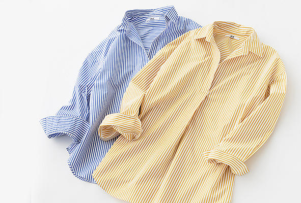 Extra Fine Cotton Long  Sleeve Shirts