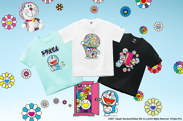 Doraemon Event at 5th Avenue Store