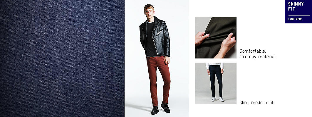 Men's Jeans Skinny Fit Jeans | UNIQLO US