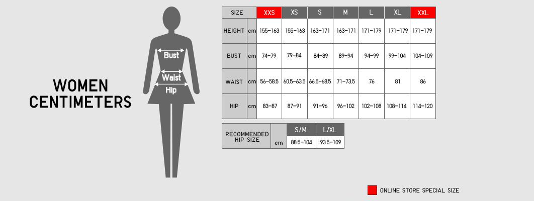 Women 39 s featured extended sizes uniqlo us for Uniqlo t shirt sizing