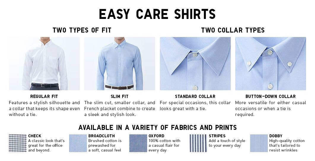 Dress Shirt Vs Button Down | Artee Shirt