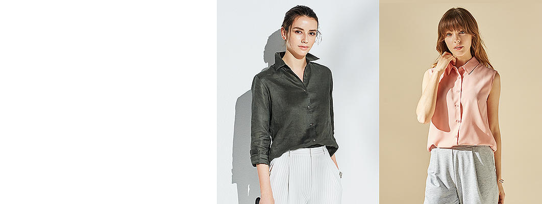 Women's Shirts and Blouses | UNIQLO US