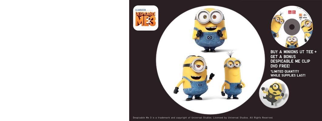 despicable me, minion, girls
