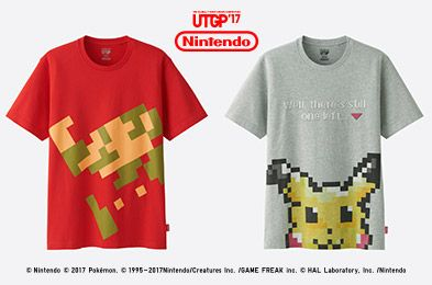 CATCH OUR NEW NINTENDO UTGP 2017 COLLECTION IN ACTION