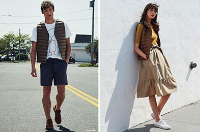 Bring Fall Favorites To Your Summer Wardrobe