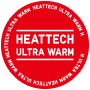 ultra warm heattech logo