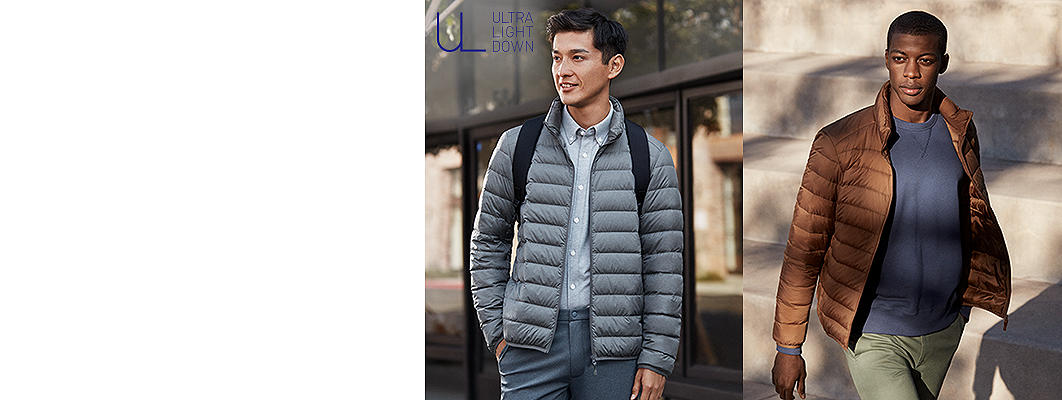 men's ultra light down jackets