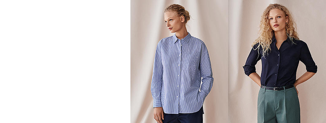 women's extra fine cotton shirts
