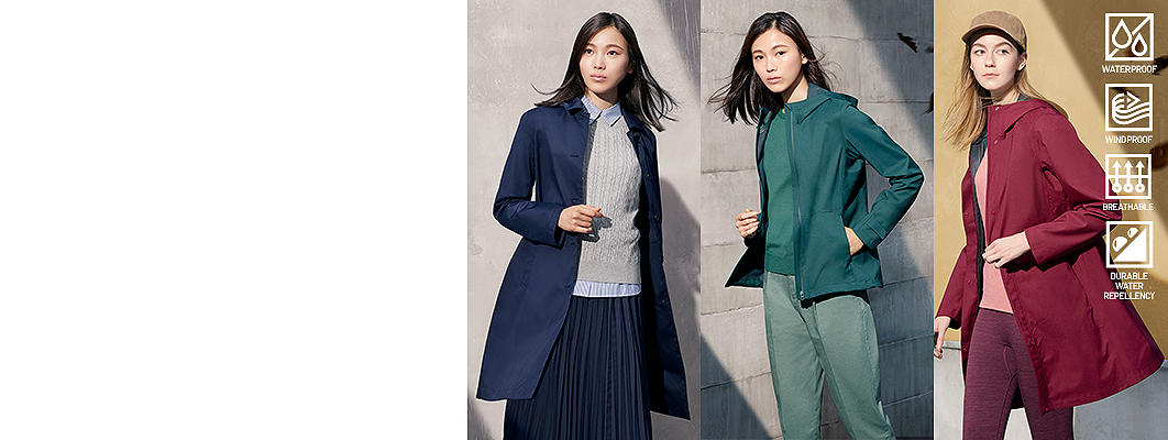 Womens Outerwear And Blazers Uniqlo Us