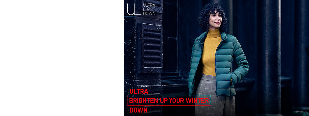 Ultra light down collection - jackets