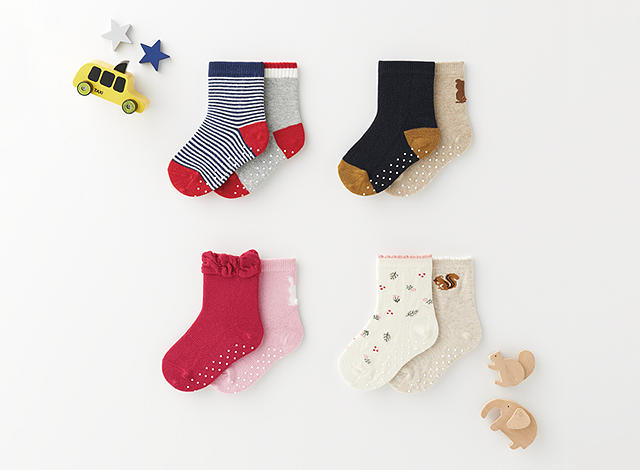 baby newborn innerwear and socks