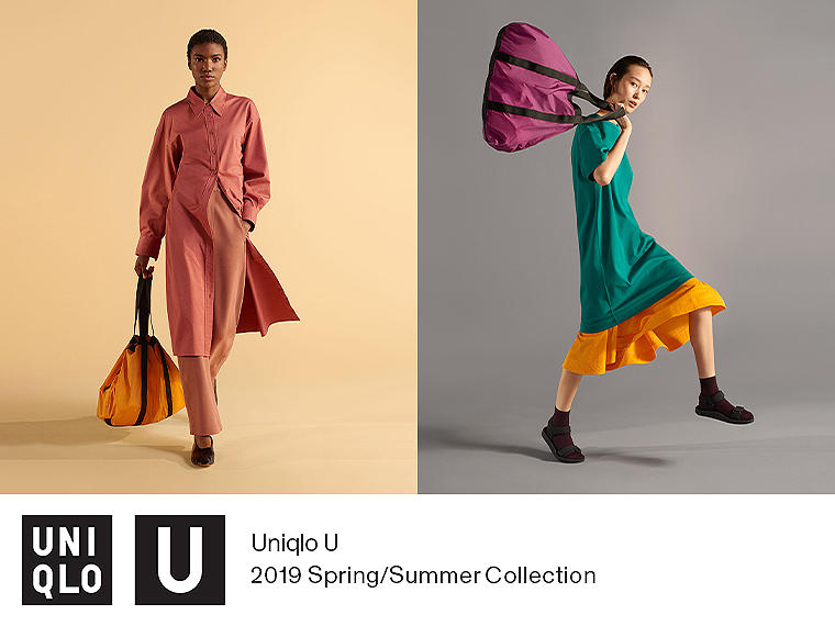 womens uniqlo u