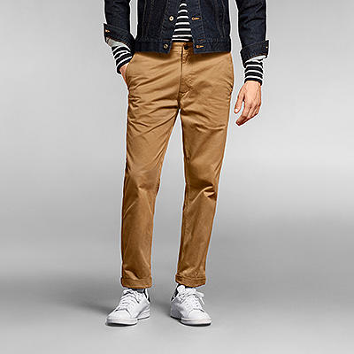 Vintage Regular Fit Chino