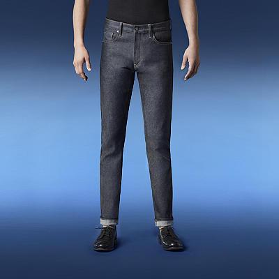 Selvedge Slim Fit Jeans