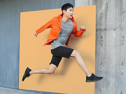 UNIQLO Activewear Hero 01