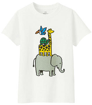 jason polan graphic tee