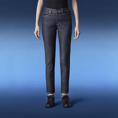 shop by feature - skinny fit jeans - link to section