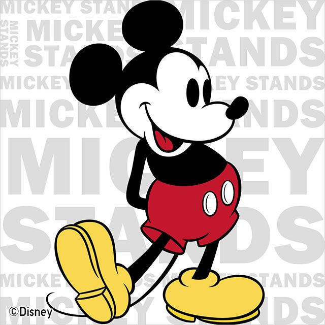 MICKEY_STANDS UT Tile