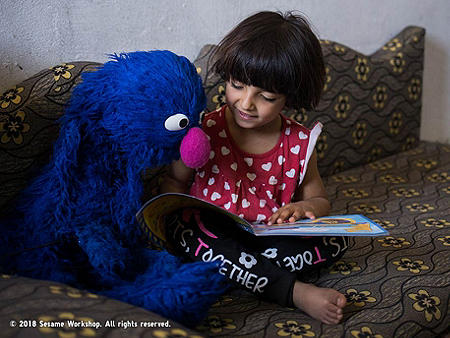 sesame workshop event picture