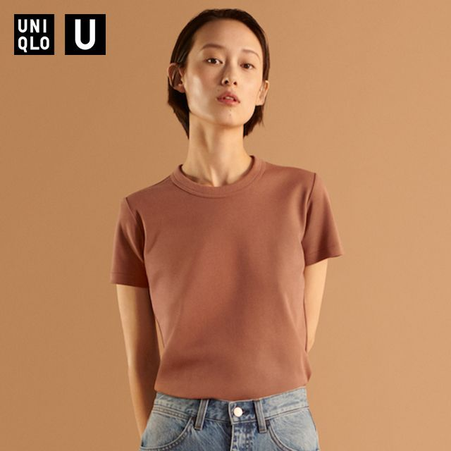 UNIQLO U CREWNECK T-SHIRTS