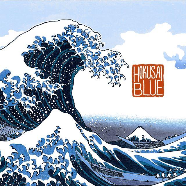 Hokusai_Blue UT Tile