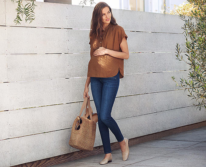 Maternity Ultra Stretch Jeans